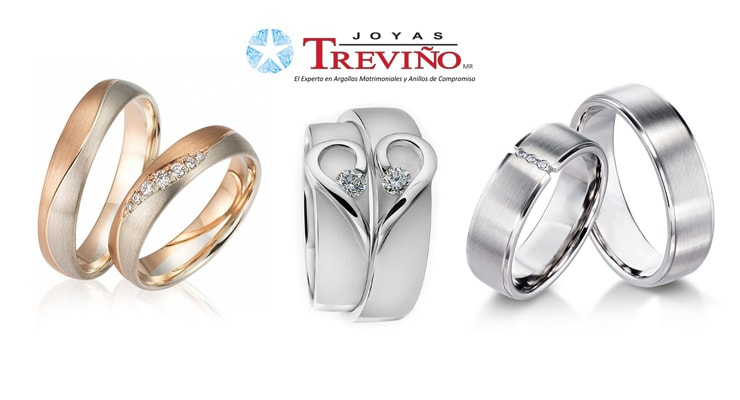 Comprar anillos de boda en Monterrey