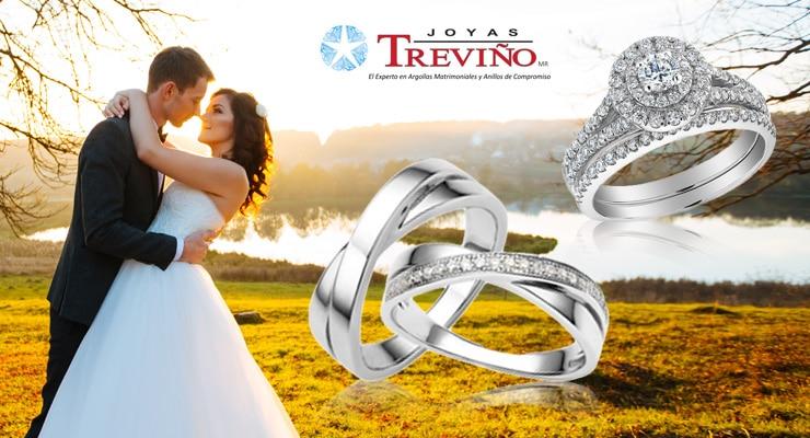 Argollas Matrimoniales y Anillos de Compromiso en Monterrey