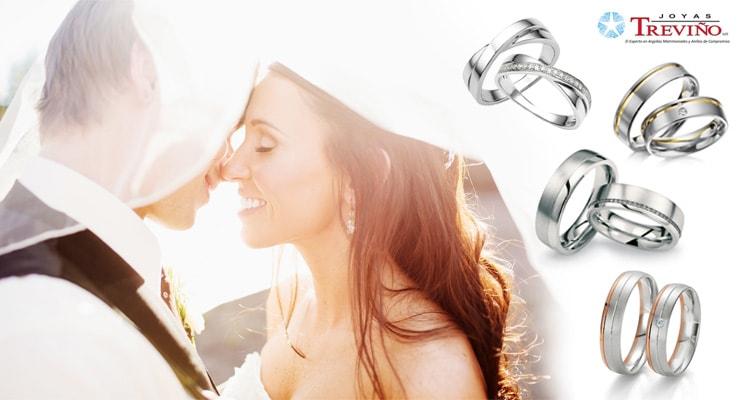 Argollas de Matrimonio y Anillos de Compromiso en Mty